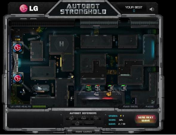 Autobots Stronghold 10
