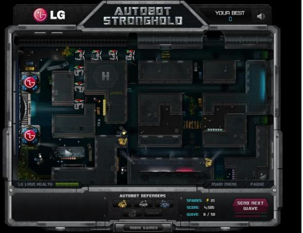Autobots Stronghold 14