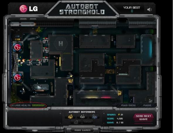 Autobots Stronghold 15