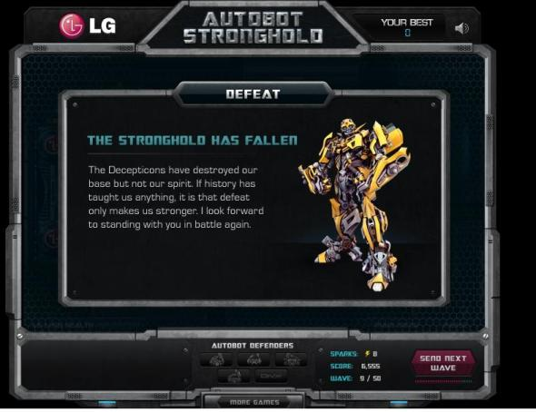 Autobots Stronghold 16