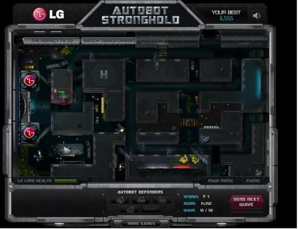 Autobots Stronghold 19